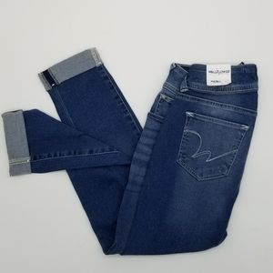 Wallflower The ULTRA Fit Crop Ankle Jeans
